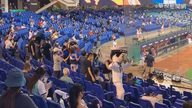 快訊》台灣本土疫情升溫 中職今起關門比賽至6/8 | 華視新聞