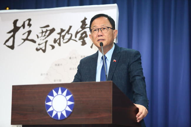 呼籲政府開放中國疫苗 丁守中:我願帶頭施打   華視新聞