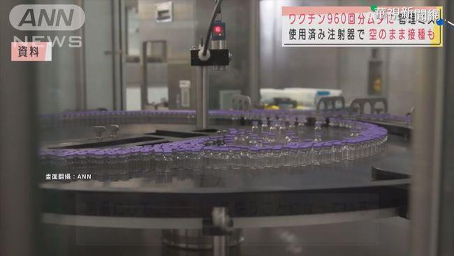 交接失誤!神戶960劑輝瑞疫苗作廢   華視新聞