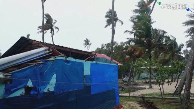 颱風來勢洶洶! 印度克勒拉省淹水成災   華視新聞