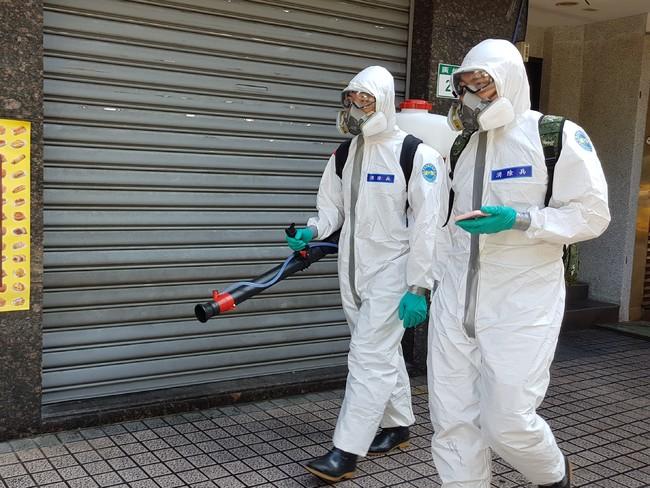 北市萬華單日增43例確診 今日第二波地毯式大消毒   華視新聞