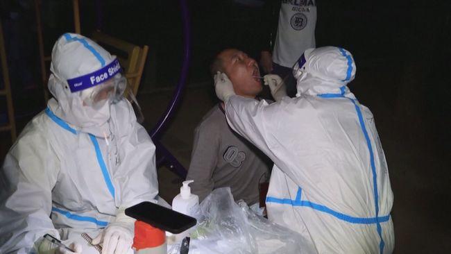 中國本土疫情再起 遼寧省新增4例 | 華視新聞