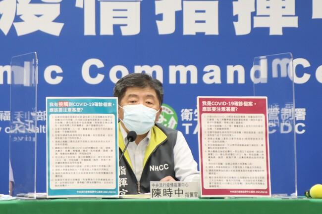 指揮中心公布確診者10大QA!輕微症狀留在家等候通知 | 華視新聞