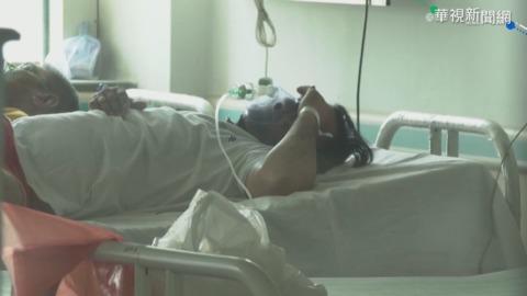 印度疫情快失控! 醫療資源不堪負荷