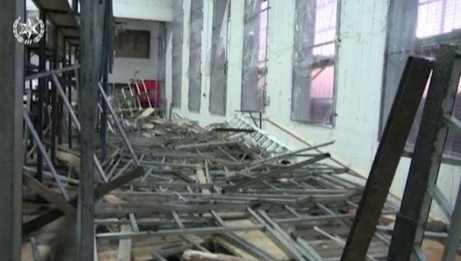 約旦河教堂看台倒塌 釀至少2死逾百傷 | 華視新聞