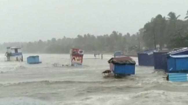 印度疫情狂燒 又來強烈氣旋已釀6死 | 華視新聞
