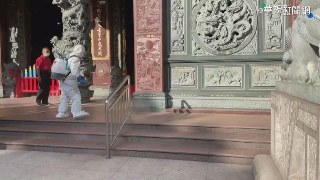 確診男僅騎車經過廟 未與國三生接觸 | 華視新聞