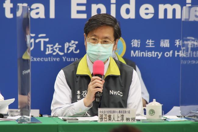不再個別「基因定序」 張上淳:就是台灣社區大群聚 | 華視新聞