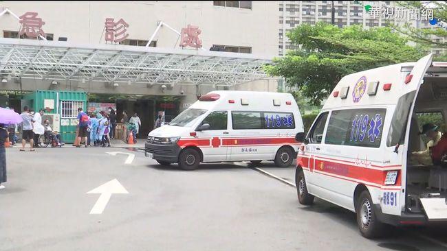 快訊》亞東醫院院內感染1死!院方證實了 | 華視新聞