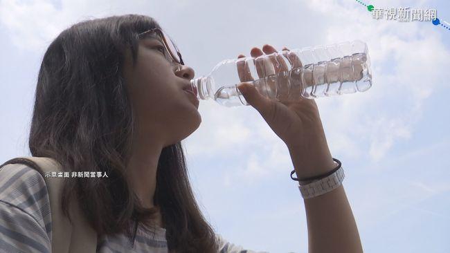 鋒面遠離 今南台灣一片橘紅「溫飆38°C 」   華視新聞