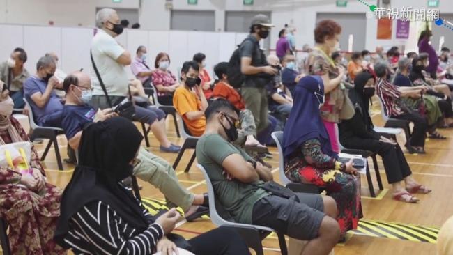 新加坡12-15歲青少年 開始接種疫苗   華視新聞