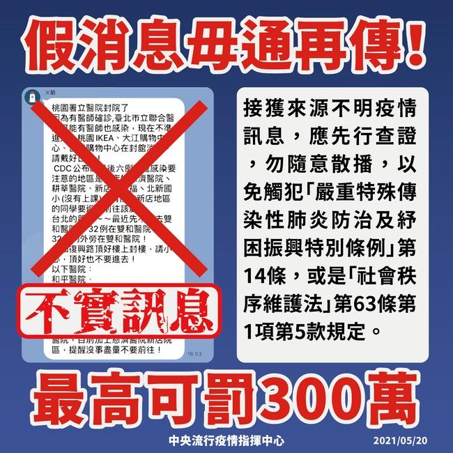 網傳「政府不願購買某家疫苗」 指揮中心嚴正澄清 | 華視新聞