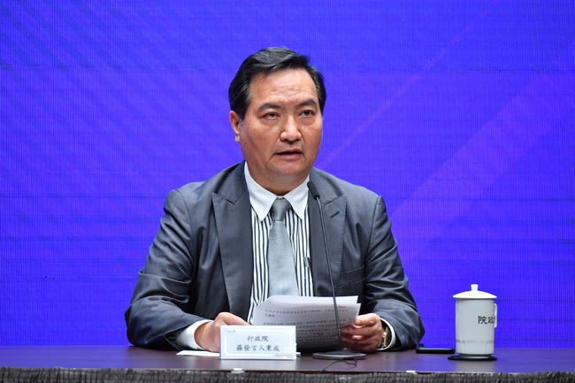 蘇揆持疫苗股?政院揭「關鍵錯誤」:中國假訊息攻擊   華視新聞