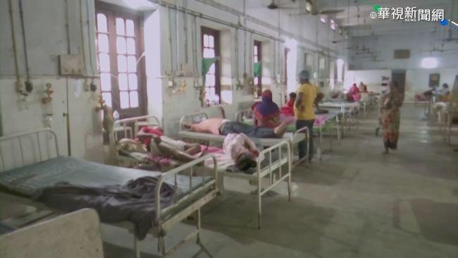 印度確診逾2600萬 高居世界第二 | 華視新聞