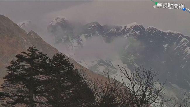 聖母峰基地營爆群聚 至少百人染疫 | 華視新聞