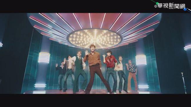 改寫韓星紀錄 BTS囊括告示牌4大獎 | 華視新聞