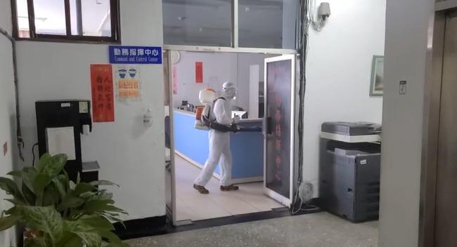 文山一分局3人確診 勤指中心主任、工友「PCR陽性」 | 華視新聞