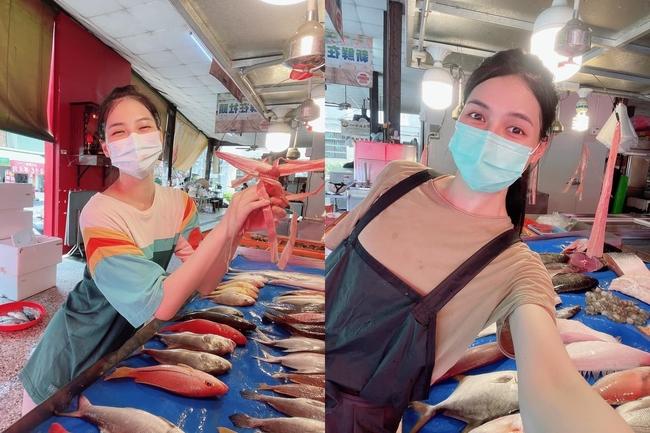 曾任4年護理師!最美魚販響應醫護徵召令:無法置身事外 | 華視新聞