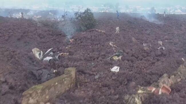 民主剛果火山爆發 至少15死170兒童失蹤 | 華視新聞