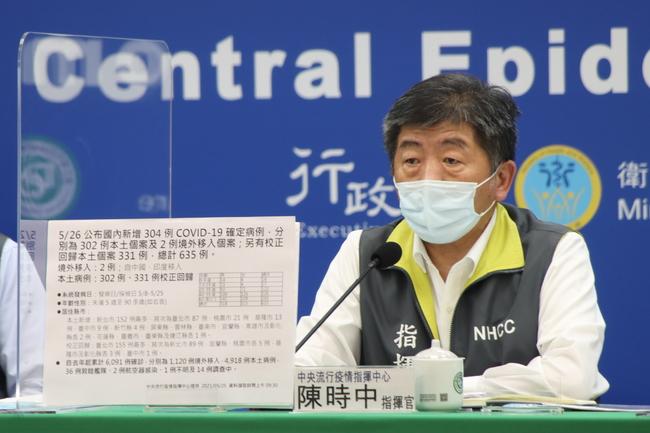 地方欲購上海復星BNT疫苗 陳時中:中國沒核發藥證 | 華視新聞