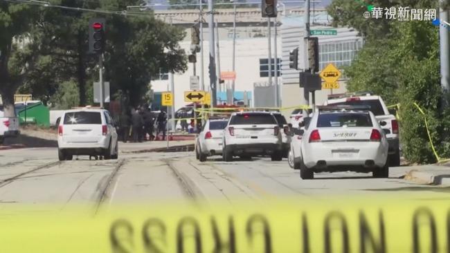 加州聖荷西槍擊案 多人死傷.槍手身亡   華視新聞