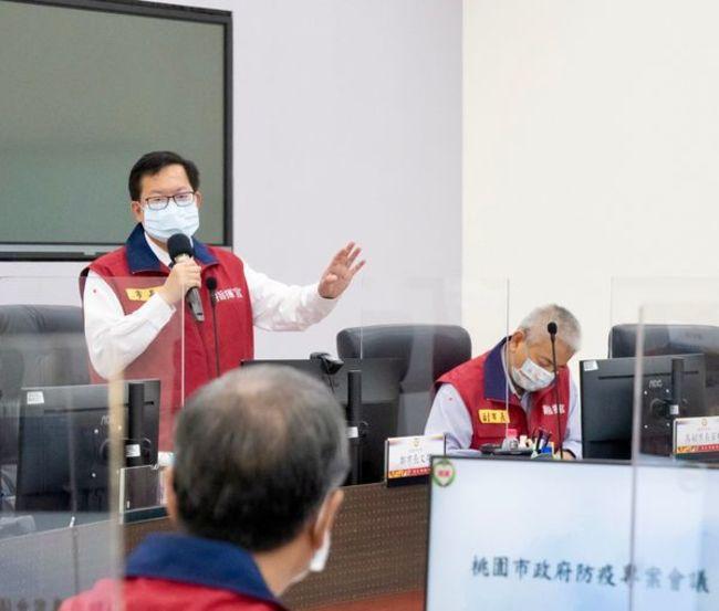 桃市支援雙北醫療 鄭文燦:5檢疫所幾乎滿載 | 華視新聞
