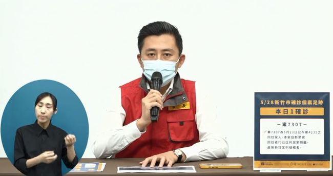 竹市確診男隔離外出上班遭罰30萬 1歲兒今確診   華視新聞