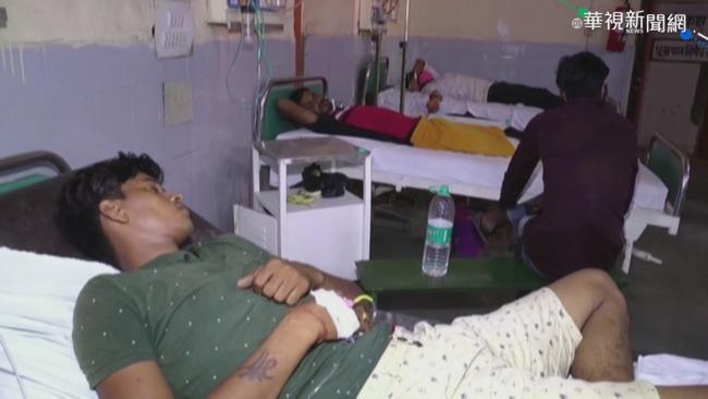 印度假酒事件頻傳 至少22死.28人送醫 | 華視新聞