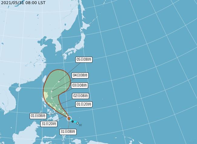 輕度颱風「彩雲」生成!彭啟明:預估對台威脅性不高 | 華視新聞