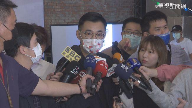 批蔡英文閃躲提問 國民黨:沒反對國產疫苗但勿倉促上路   華視新聞