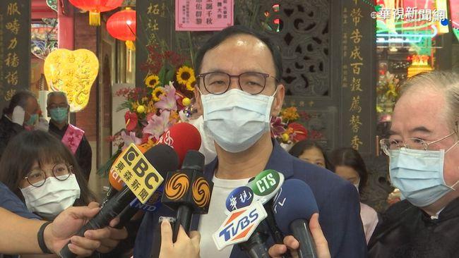 朱立倫稱泰國超商可打疫苗 駐泰處澄清:只提供註冊預約 | 華視新聞