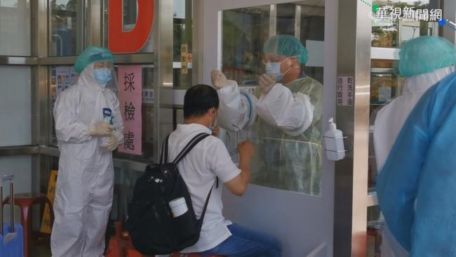 3醫護遭確診老翁持刀砍傷 第一句話「別告訴家人會擔心」 | 華視新聞