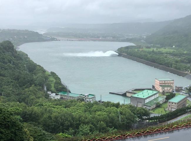 梅雨鋒面全台進帳1.36億噸 水利署:石門水庫最多 | 華視新聞
