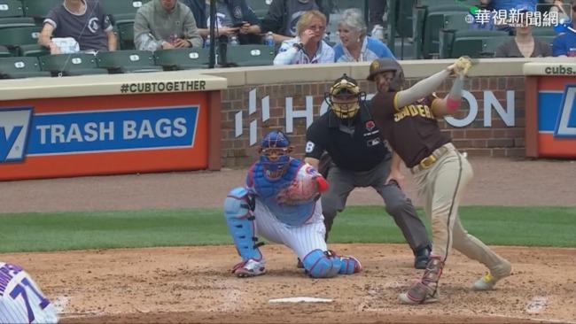 MLB全壘打王競爭激烈 4人並列第一!   華視新聞