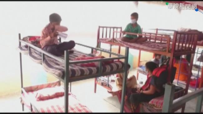 印度單日確診降 專家:7.8月恐迎第三波   華視新聞