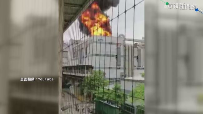 深圳富士康觀瀾園區火警 幸無人傷亡 | 華視新聞