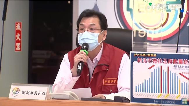 新北被爆有VIP越級打疫苗 副市長:關心疫苗何時來別在這地方計較 | 華視新聞