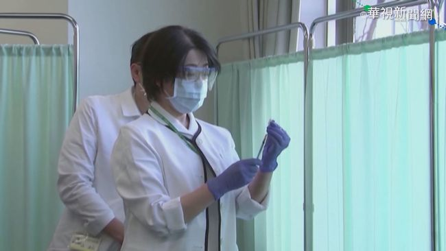 捐台124萬劑疫苗今送抵 日本民眾:費用十年前給過了 | 華視新聞