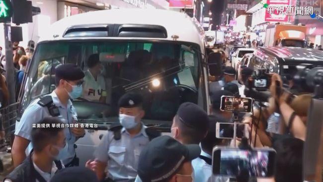 六四32週年 港學生組織辦活動遭警告 | 華視新聞