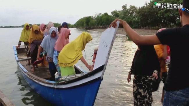 羅興亞難民船海漂113天 90人僅剩81人   華視新聞