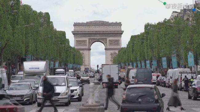 法國入境新措施 台人須出示陰性證明 | 華視新聞