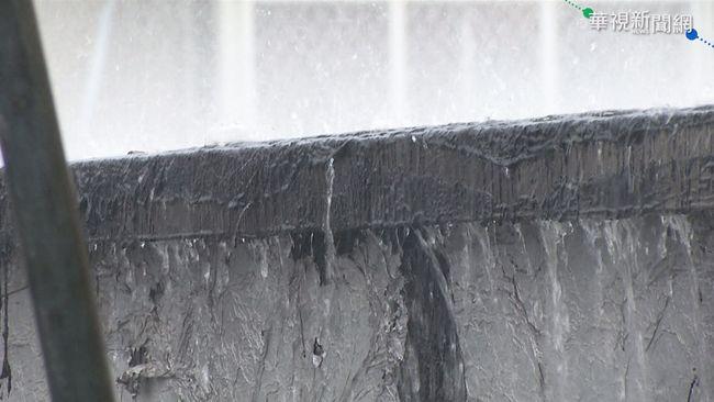 雨彈狂炸12縣市大豪雨、大雨特報 高屏大雷雨示警   華視新聞