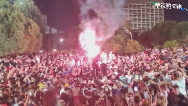 希臘疫情緩 數千大學生夜夜開趴狂歡 | 華視新聞