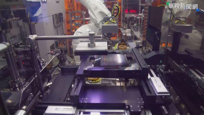 力抗中國科技 美參議院通過創新法案 | 華視新聞