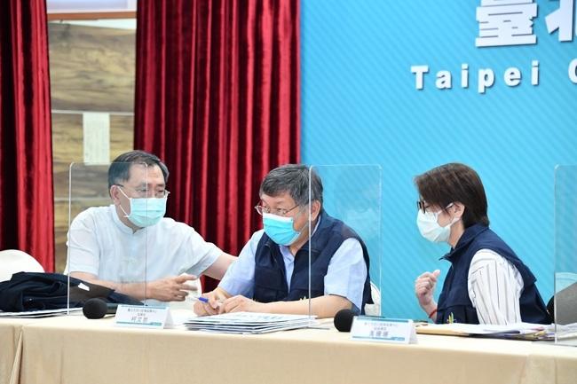 驚訝「股長就可決定發疫苗」 柯文哲:以後都公開透明 | 華視新聞