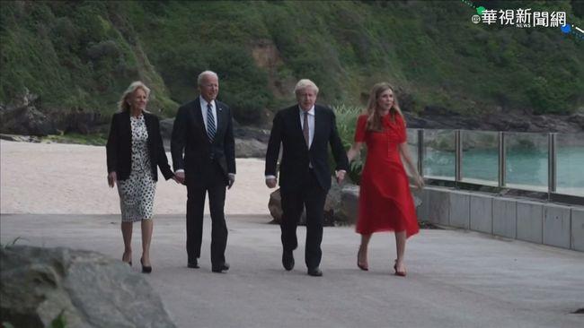 G7峰會將登場 英美簽署新版大西洋憲章 | 華視新聞
