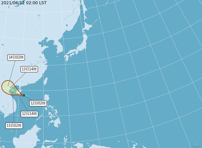 颱風「小熊」最快今生成 週末炎熱防午後雨   華視新聞