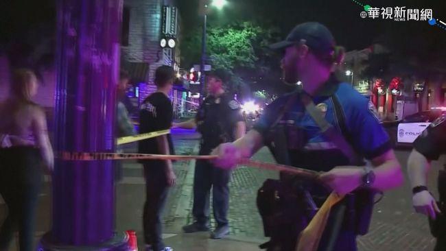 美國德州鬧區傳槍擊案 至少14人受傷 | 華視新聞