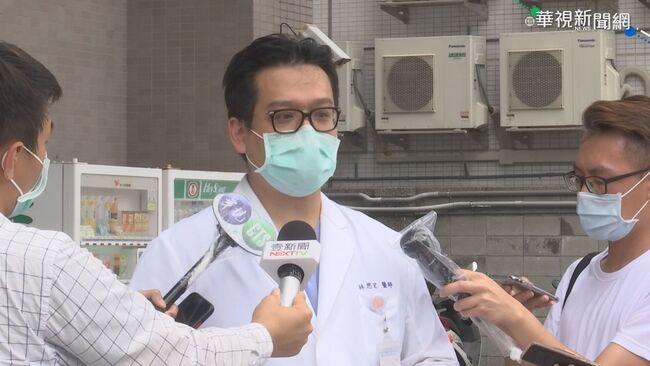禾馨醫留言嗆柯P「聽你在放X」怒批疫苗預約系統一團亂 | 華視新聞