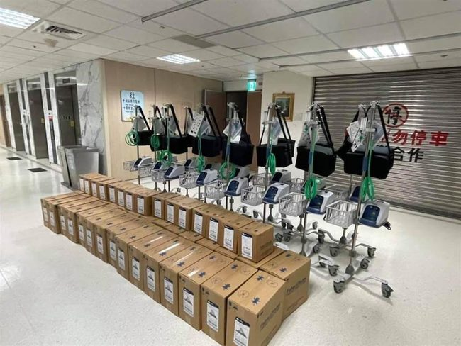 CDC購救命神器挨批慢半拍 廠商:衛福部早已詢價500台 | 華視新聞